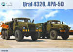 Ural 4320/APA-5D with weapon loading cart
