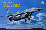 MiG-29 SMT Soviet multipurpose fighter