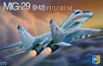 MiG-29 (9-12) Fulcrum Soviet fighter