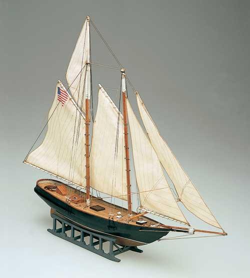 Парусная яхта своими руками фото