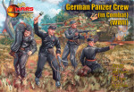 German Panzer Crew (in Combat) WWII