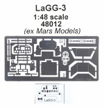 Photoetched for LaGG-3