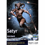 Ancient Greek Myths Series. Satyr