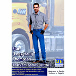 Truckers series. Stan (Long Haul) Thompson