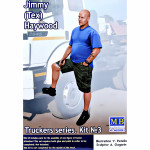 Truckers series. Jimmy (Tex) Haywood