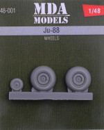 Wheels for Ju-88