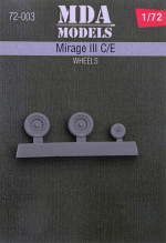 Wheels for Mirage III C/E