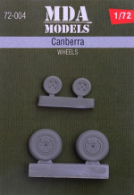 Wheels for Canberra