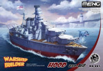 Warship Builder - Hood (Cartoon model)
