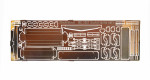 Photo-etched set for Soviet tanks Is-1-2, SU-100, ISU-152, T-34, set 1