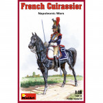 French cuirassier, Napoleonic Wars