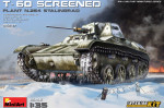 Tank T-60 Screened (Plant No.264 Stalingrad) Interior Kit