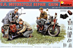 U.S. Motorcycle Repair Crew (Special Edition)