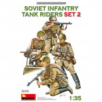 Soviet Infantry Tank Riders (set 2)