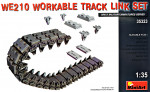 Workable track links set WE210