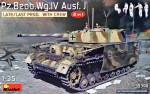 Pz.Beob.Wg.IV Ausf. J (Late/Last Prod.). 2 in 1 with crew