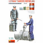 German Tankers Refueling