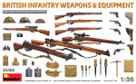 British infantry weapons & equipment