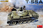 Russian Medium Tank T-55A mod. 1965, late. Interior kit