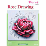 "Embroidery kit ""Rose Drawing"""