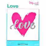 "Embroidery kit ""Love"""