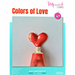 "Embroidery kit ""Colors of Love"""