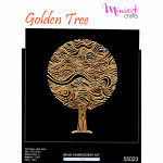 "Embroidery kit ""Golden Tree"""