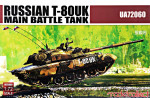 Russian main battle tank T-80UK