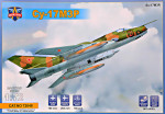 Su-17M3R Reconnaissance fighter-bomber with KKR pod