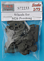 Wheels for M26 Pershing