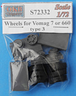 Wheels for Vomag 7 or 660, type 1