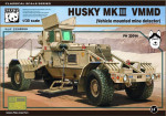 Husky Mk.II VMMD (Vehicle mounted mine detector)