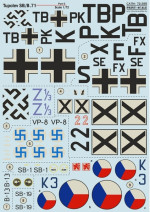 Decal for Tupolev SB/B.71, part 3