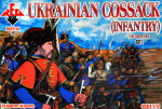 Ukrainian cossack infantry. 16 century, set 1