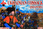 Ukrainian cossack infantry. 16 century, set 2