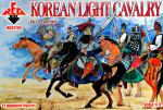Korean light cavalry, 16-17th century