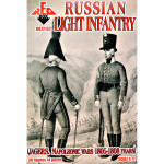 Russian Light Infantry (Jagers, Napoleonic Wars 1805-1808)
