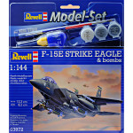 Gift Set F-15E Strike Eagle & bombs
