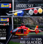 Model Set - EC135 Air-Glaciers