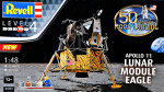 Model Set - Lunar module Eagle Apollo mission 11