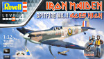 "Model set - Spitfire Mk.II ""Aces High"" Iron Maiden"