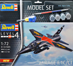 Model set - Dassault Mirage F.1C/CT