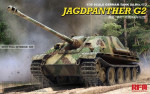 Jagdpanther G2 W/Full interior & workable tracks links