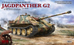 Sd.Kfz.173 Jagdpanther G2 w/workable track links