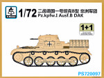 Pz.Kpfw.I Ausf.B DAK (2 models in the set)