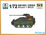 Wiesel 1 MK20 (2 models in the set)