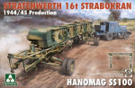 Stratenwerth 16t Strabokran 1944/45 Production & Hanomag ss100