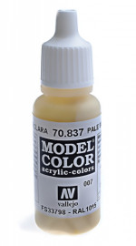 007:Model Color 832-17ML. Sand Light
