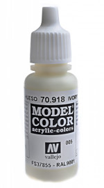005: Model Color 918-17ML. Ivory