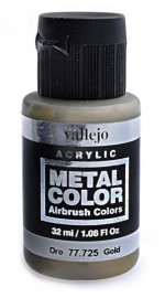 Metal Color-32ML. Gold